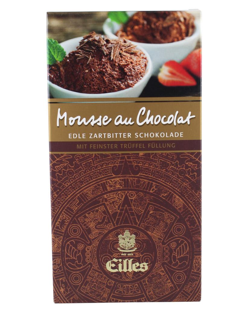 EILLES Premiumschokolade Mousse au Chocolat 100...