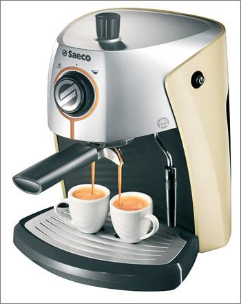 Saeco Espressomaschine Nina Cappuccino