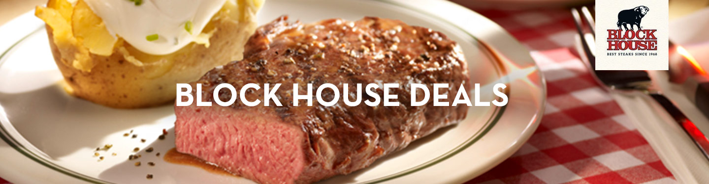 Block House Grill Shop