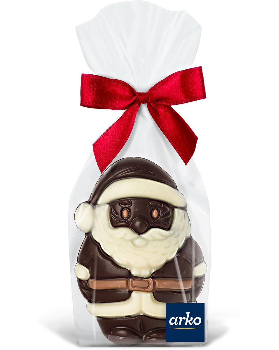 der-kleine-dicke-weihnachtsmann-von-arko-zartbitter-schokolade-40-g
