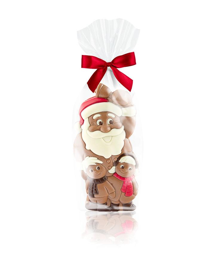 gro-er-weihnachtsmann-mit-kindern-edelvollmilch-schokolade-von-arko-175-g