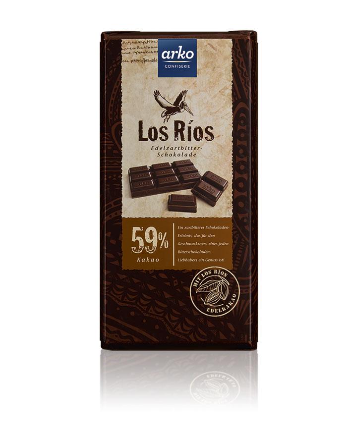 tafel-ursprung-los-rios-edelbitter-schokolade-von-arko-250-g, 4.49 EUR @ gourvita-com