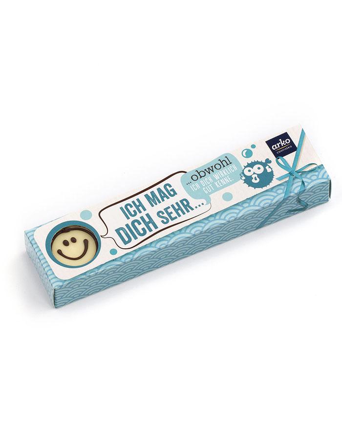 Smiley-Pralinen von arko, 60 g