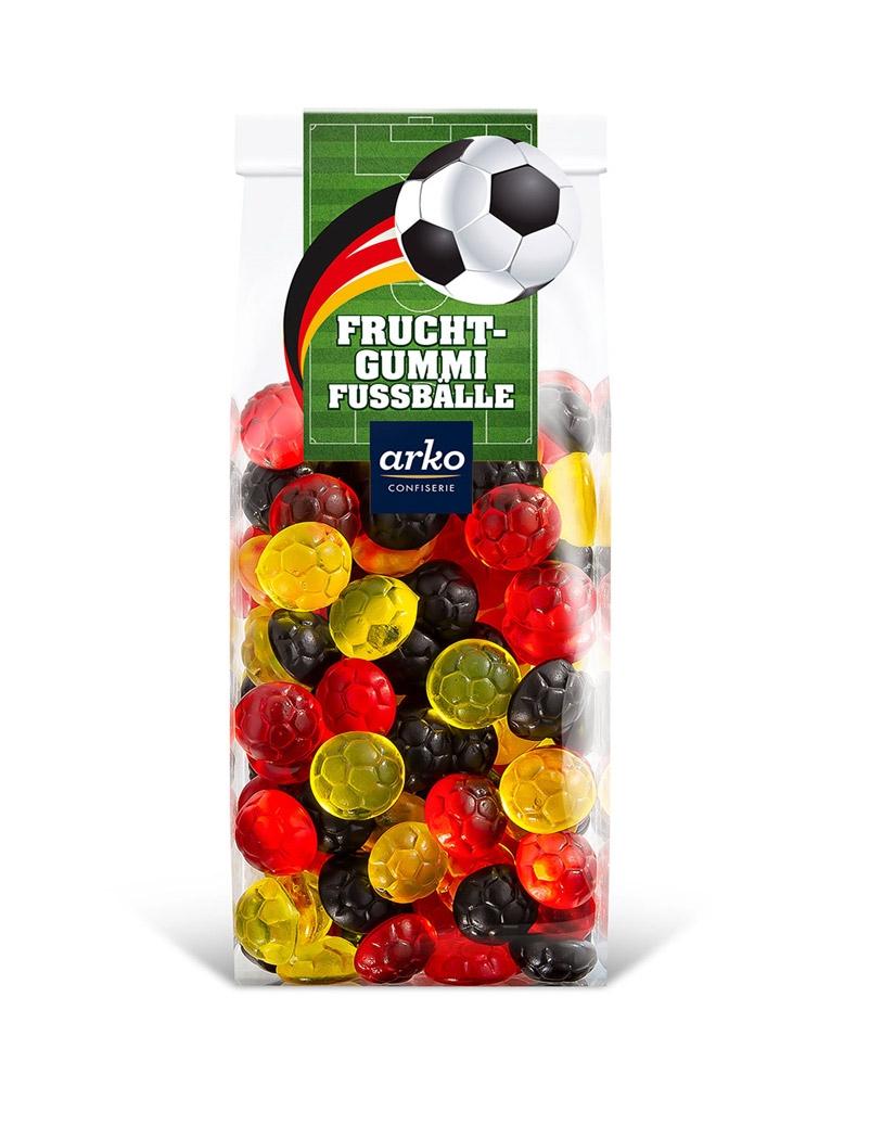 Fussball-Mischung von arko, 250 g
