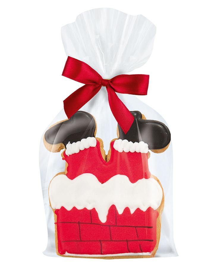 Weihnachtsmann im Schornstein von arko, 80 g