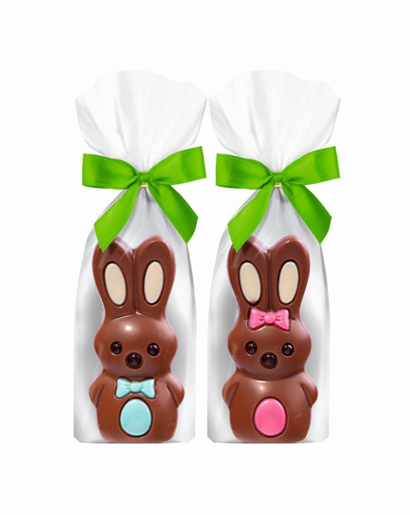 EILLES Schokoladen-Hasenbabys, Vollmilchschokolade