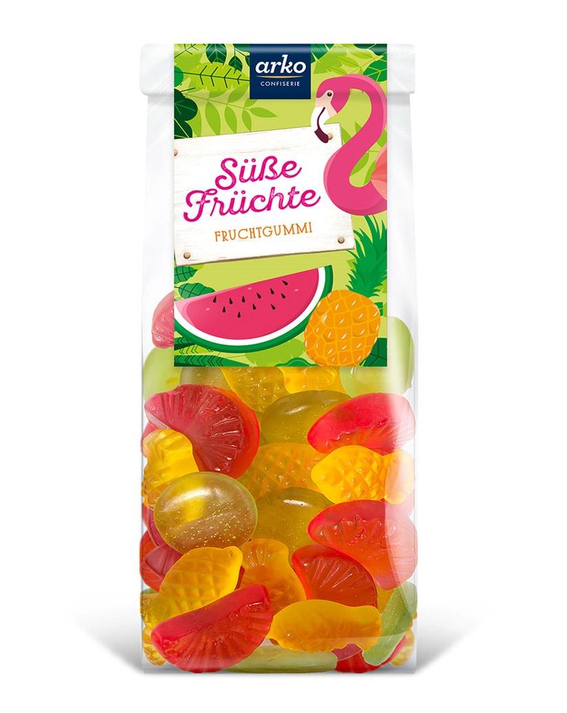 Süße Früchte von arko, 250 g