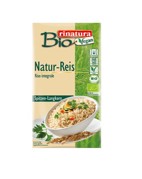 Rinatura Bio Natur - Reis, 500g
