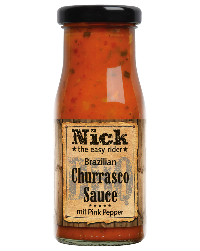 Nick BBQ-Churrasco Sauce 140 ML