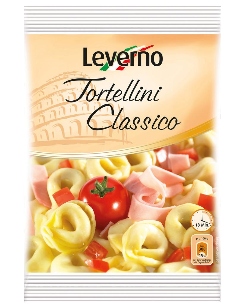 Leverno Tortellini Classico 250 g