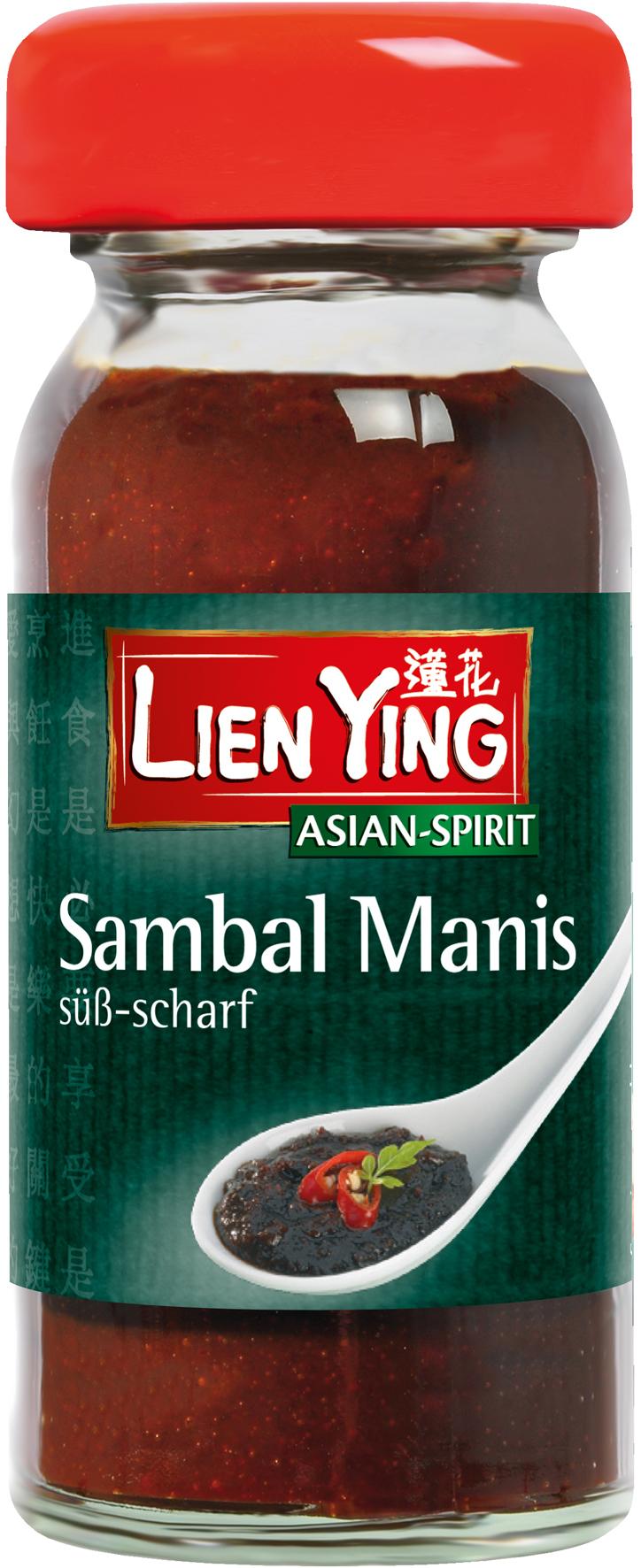 Lien Ying Sambal Manis 55 G