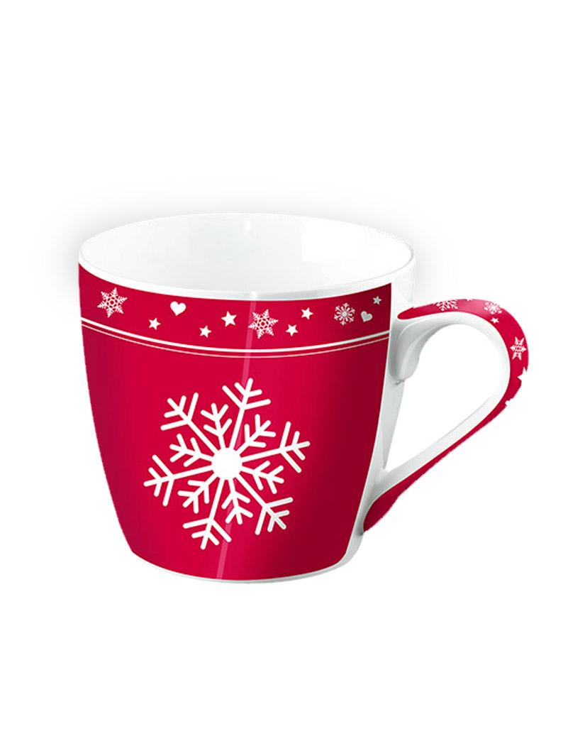 Weihnachtsbecher im exklusiven Design von arko