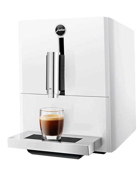 JURA A1 Piano-White Kaffeevollautomat