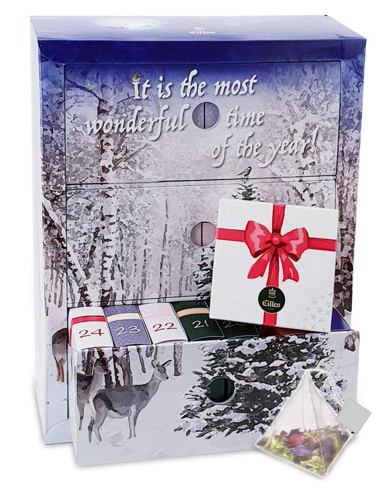 eilles-tee-premium-adventskalender-winterlandschaft