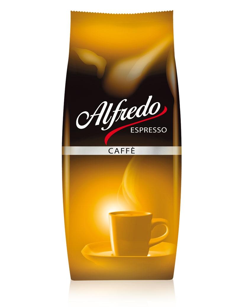 Alfredo Espresso Caffé 1000 g Bohne