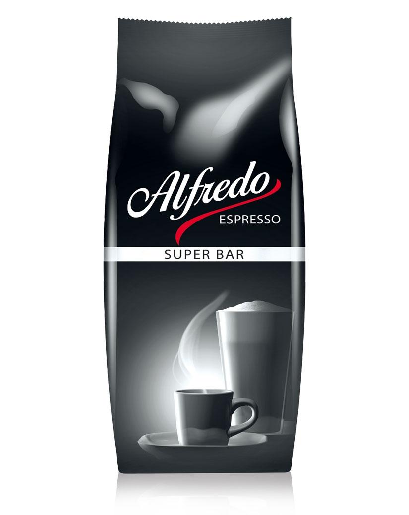 Alfredo Espresso Super-Bar 1000 g Bohne