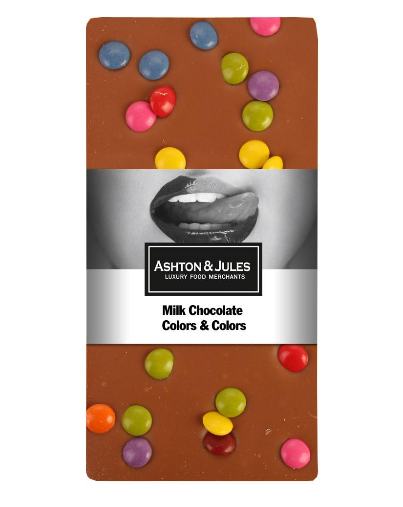 Schokolade Vollmilch Schokolinsen für Kinder von Ashton & Jules 100g jetztbilligerkaufen