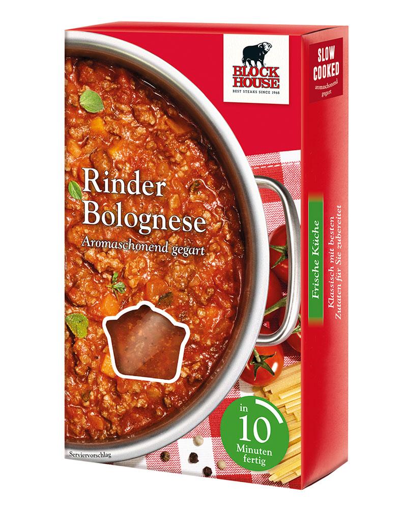 Block House Rinder Bolognese, 200 g