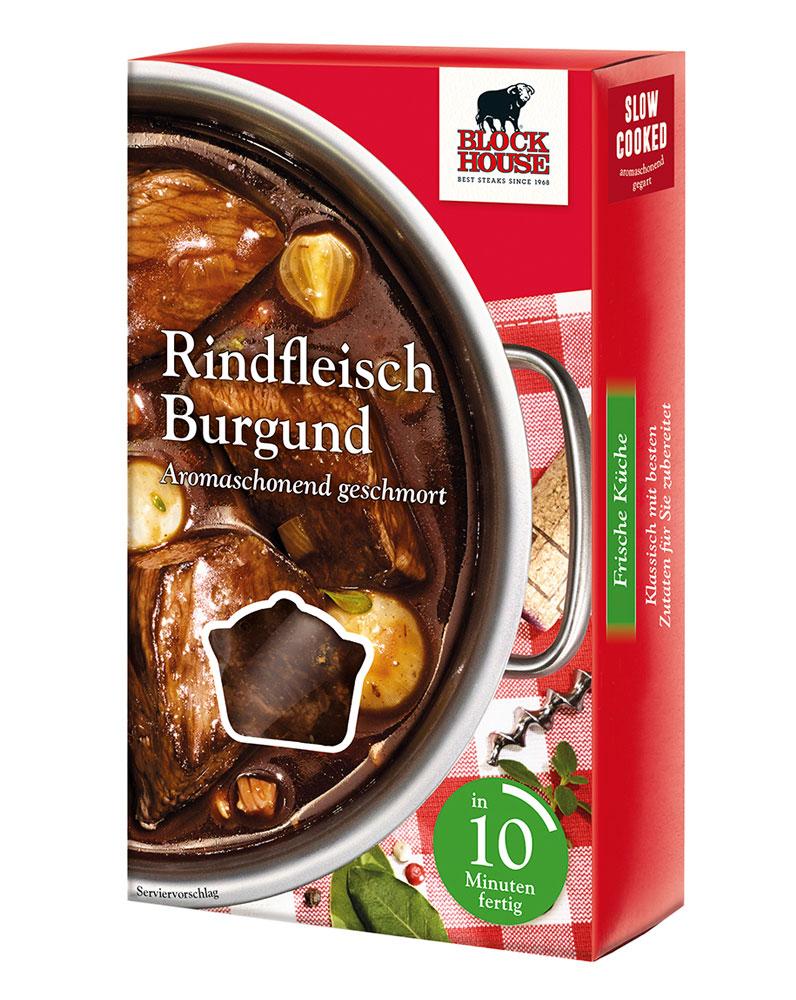 Block House Rindfleisch Burgund, 250 g