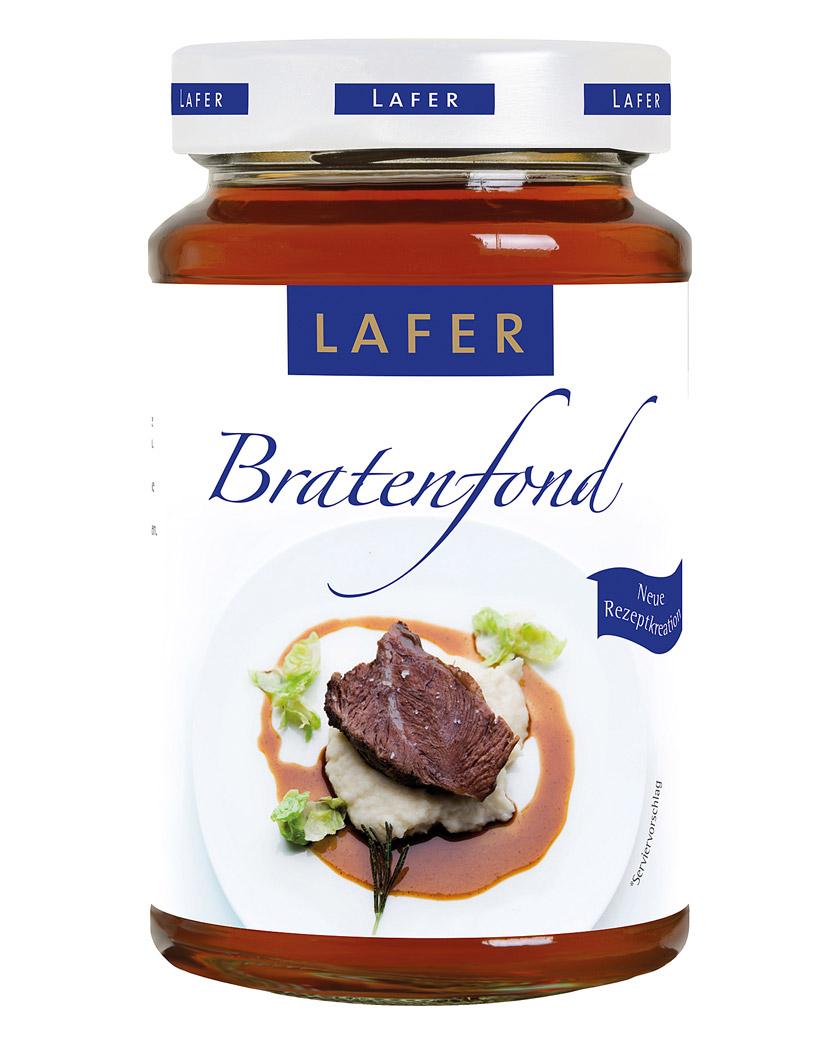 Johann Lafer Bratenfond, 400 ml