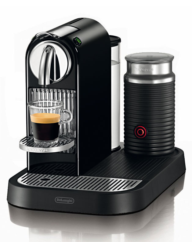 Nespresso® Maschine DeLonghi Citiz Milk EN 266 Black