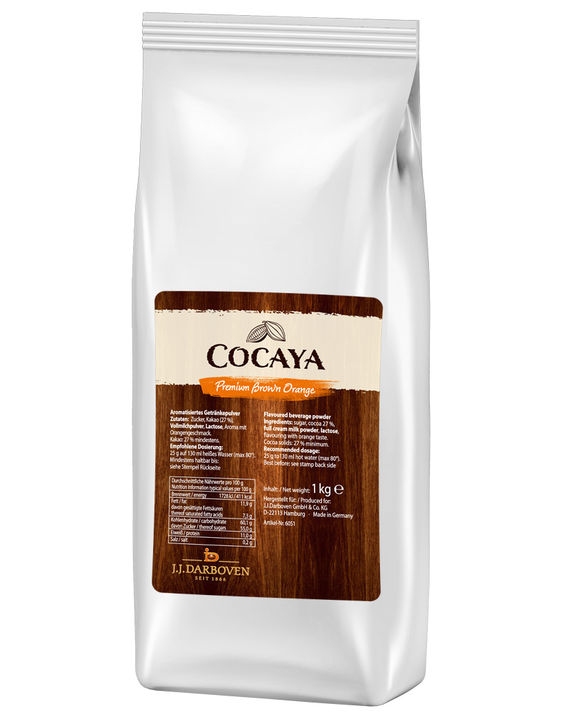 COCAYA Premium Brown Orange 1000 g