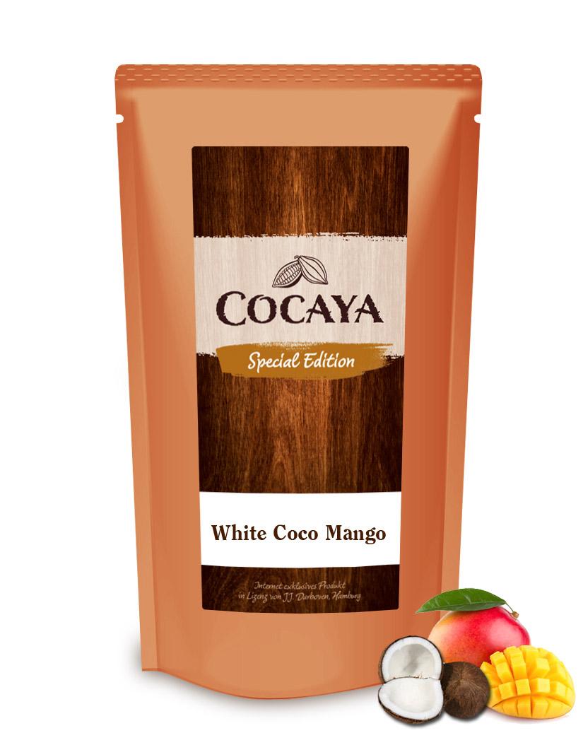 COCAYA White Choco Mango Special Edition 200g