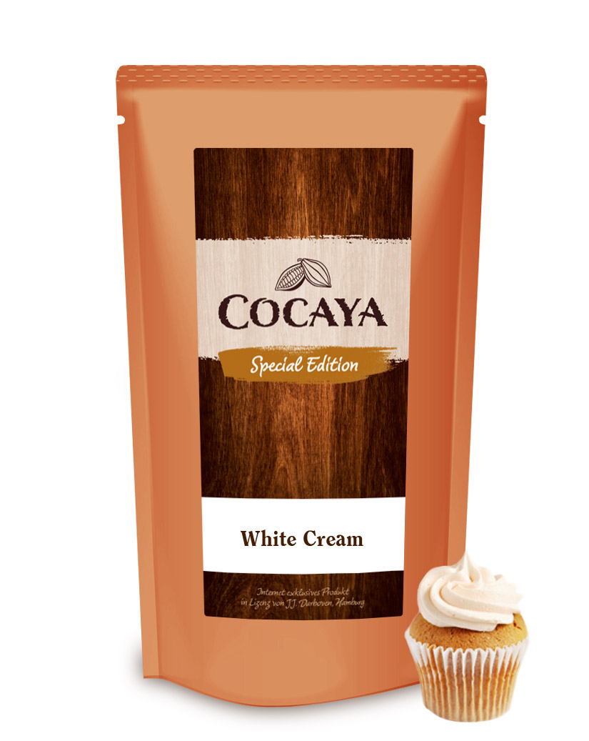 COCAYA White Cream Special Edition 200g