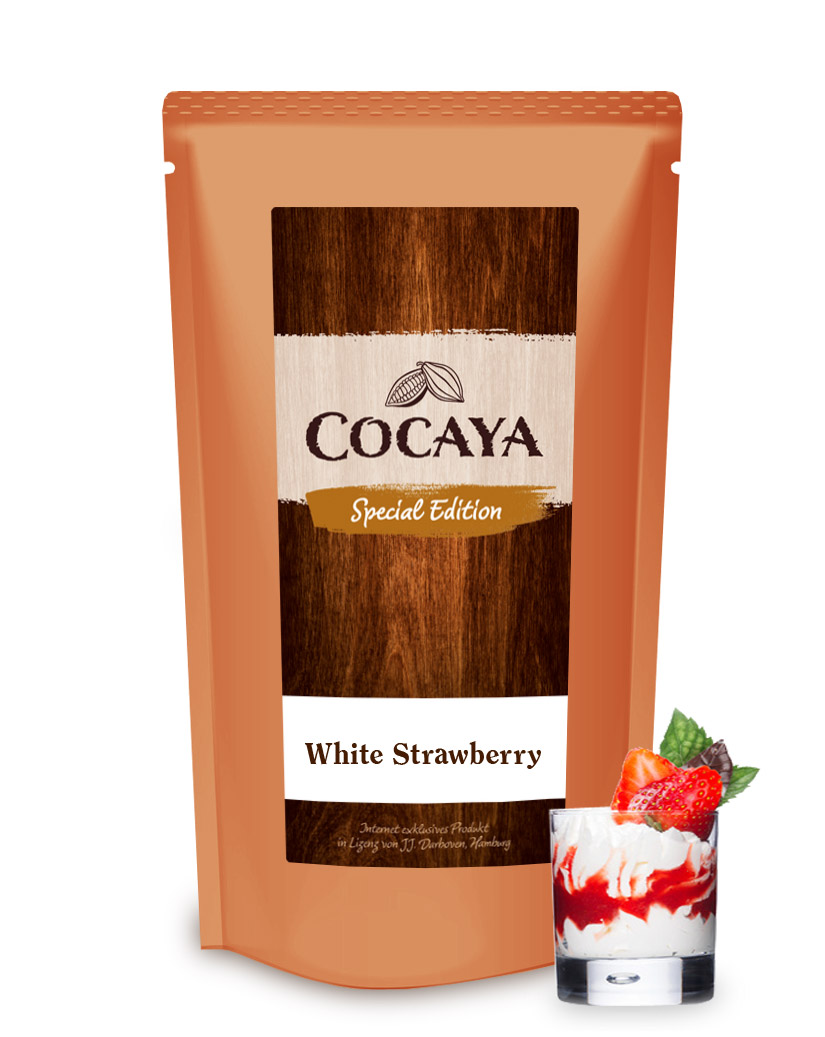 COCAYA White Strawberry Special Edition 200g