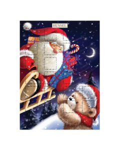 "Adventskalender ""Rudi und Teddy"" 75g"