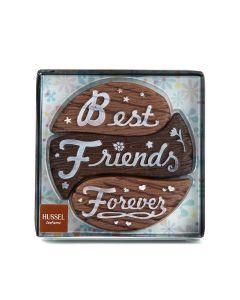 "Schoko-Puzzle ""Best Friends Forever"""