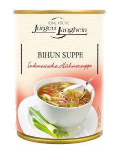 Jürgen Langbein Bihun-Suppe, Indones. Hühnersuppe, 400ml