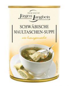 Jürgen Langbein Schwäbische Maultaschen-Suppe 400 ml