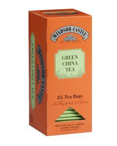 Windsor-Castle Green China Tea, 25 Beutel