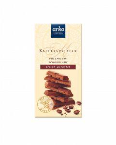 Schokolade mit Typ 5«-Kaffee-Stückchen, 100 g