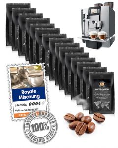 Firmenpaket Edelkaffee Royale Mischung 16 kg