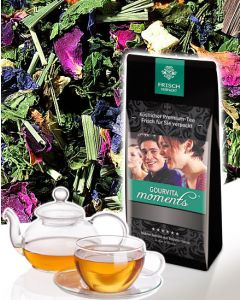 Kräuter-Tee Feine Minzvielfalt Gourvita Moments 100 g