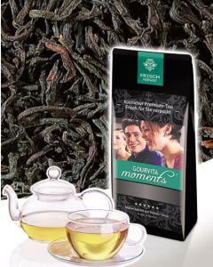 Schwarztee Darjeeling First Flush Gourvita Moments 100 g
