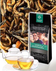 Schwarztee Golden China Super-Premium Gourvita Moments 100 g