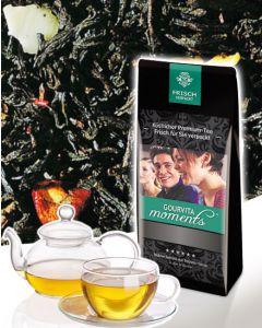 Schwarztee Weihnachtsorange Gourvita Moments 100 g