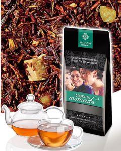 Rotbusch Tee Karamell Superior Gourvita Moments 100 g