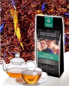 Rotbusch Tee Paradiso Maracuja Gourvita Moments 100 g