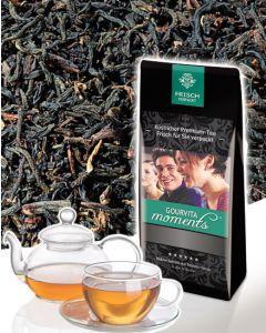 Schwarztee Entkoffeiniert Assam Gourvita Moments 100 g