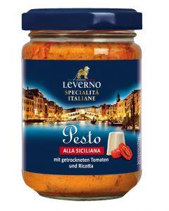 Leverno Pesto alla Siciliana 125 g