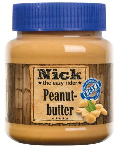 Nick Peanutbutter creamy 350 G