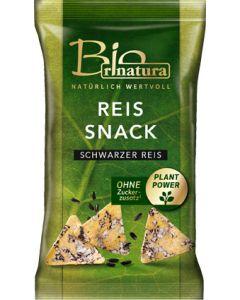 REIS SNACK SCHWARZER REIS BIO von RINATURA, 20 G