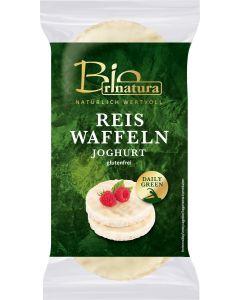 Rinatura Bio Joghurt-Reiswaffeln, 100 g