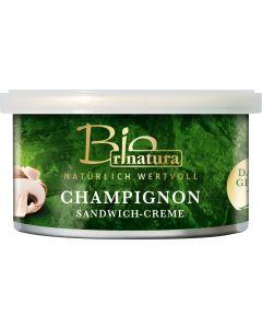 rinatura Champignon Sandwich-Creme Bio 125 g