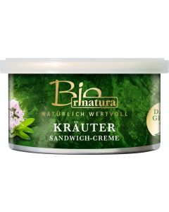rinatura Kräuter Sandwich-Creme Bio 125 g