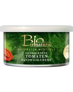 rinatura Getrocknete Tomaten Sandwich-Creme Bio 125 g